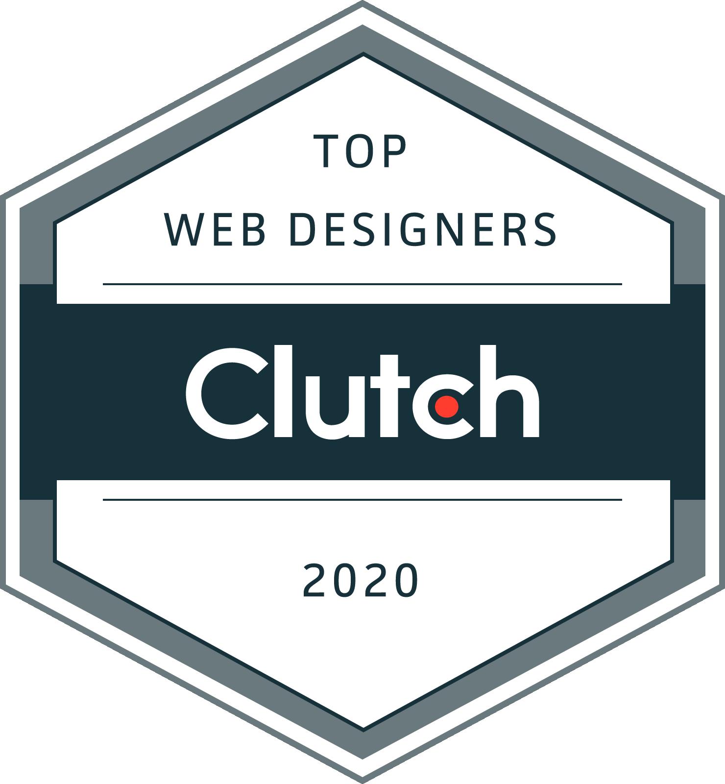 Clutch - Top Web Designers 2020
